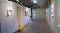 A Thing Like Home installation view
