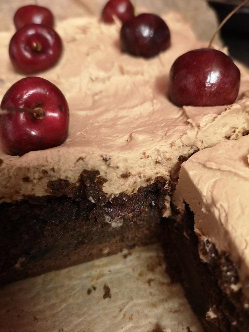 Cheery Cherry Brownie