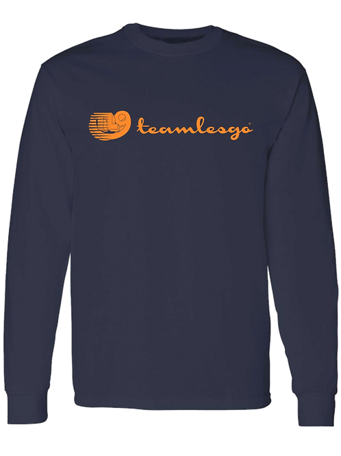 Team Les Go long sleeve T-Shirt