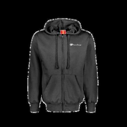 Team Les Go zip hoodie