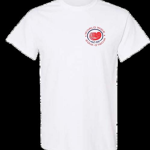 Team Les Go World Wide T-Shirt