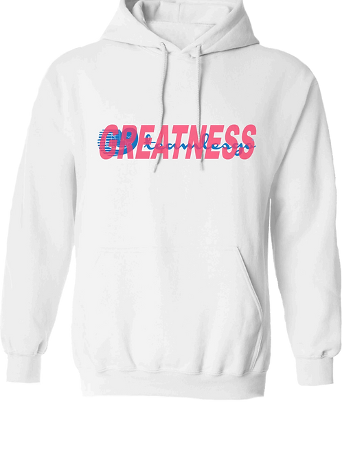 Team Les Go Greatness 3D Hoodie with Glasses