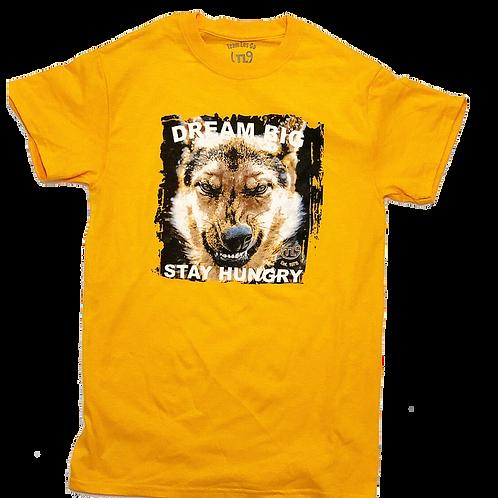 Dream Big, Stay Hungry T-Shirt