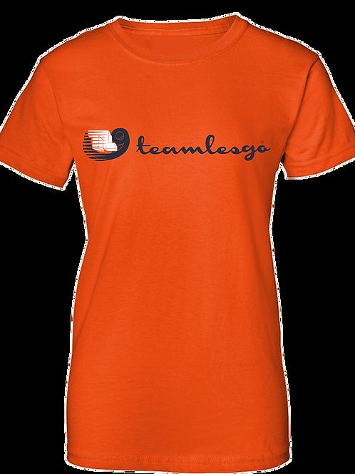 Team Les Go Women EMB T-Shirt