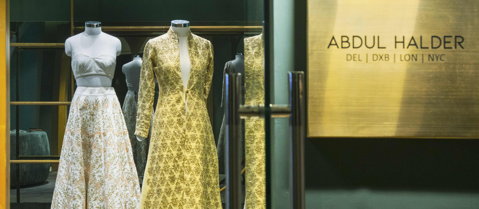 The New Abdul Halder Flagship Store Launches in Delhi