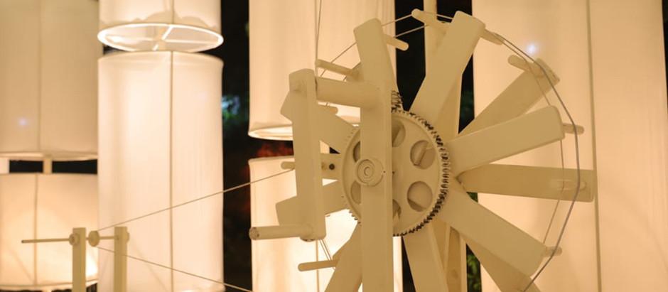 Aaquib Wani Designs an Experiential Installation for the 150th Birth Anniversary of Mahatma Gandhi