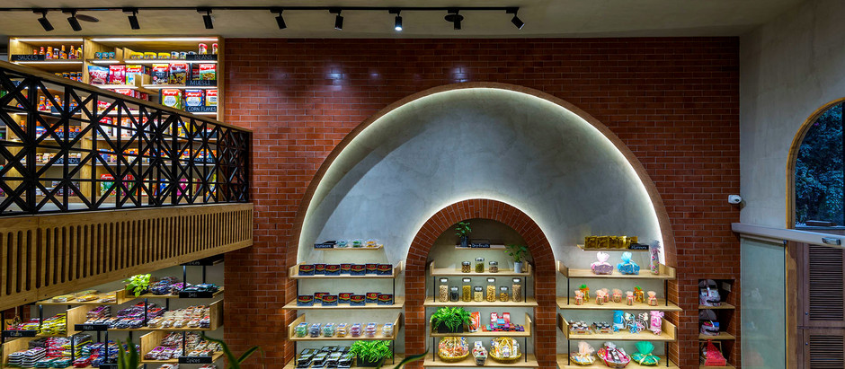 Redefining The Conventional Retail Store