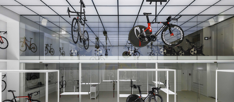 Designing A Destination For The Global Cycling Community