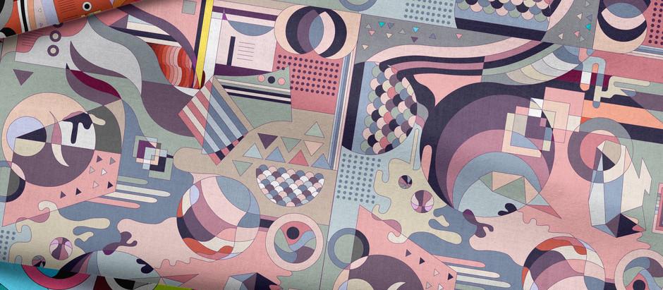 We love this roller coaster of Art & Design!