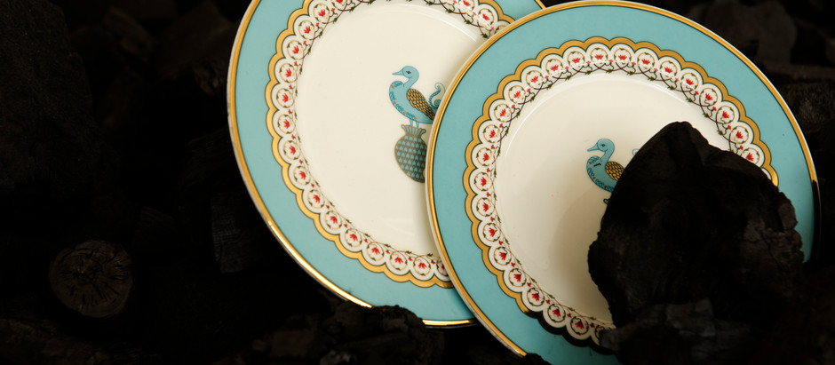 This Luxury Tableware Brand is Carved from History & Drenched in Heritage