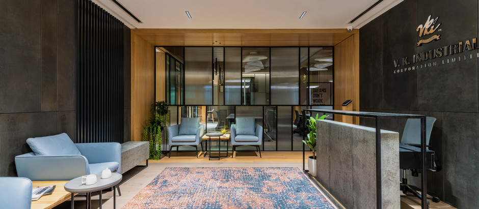 Flexibility, Fluidity and Future-Ready: These Attributes Best Describe this Office in Mumbai