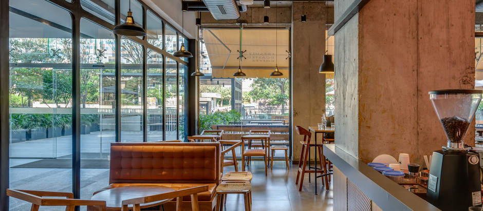 TWCR's New Wabi-Sabi Inspired Café Opens in Bangalore