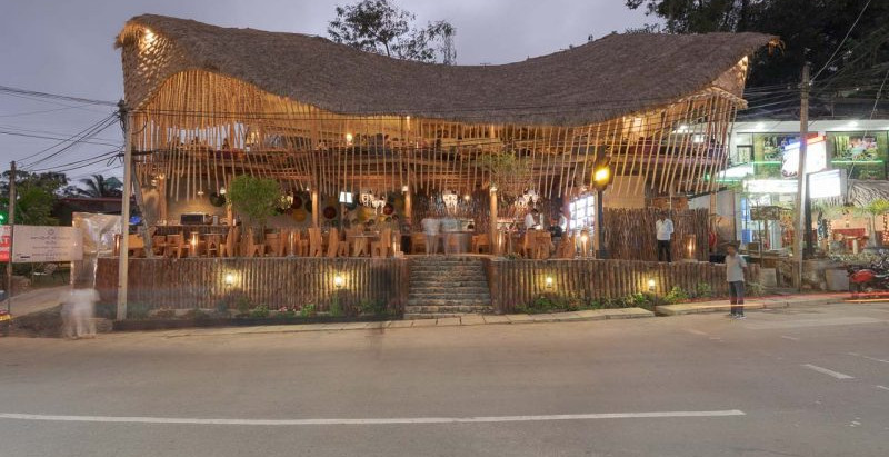 Inspired from Mythological Legends, this Cafe in Sri Lanka Re-Defines Eco-Friendly Architecture