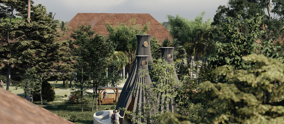 Mumbai Based Startup Carbon Craft Design Launches its Second Architectural Intervention