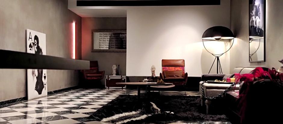 Skaid Designs Transforms this Apartment into a Contemporary Chateauesque Retreat