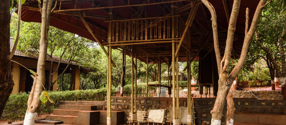 Compartment S4 Designs Exemplary Bamboo Structures in the Valsad Region of Gujarat