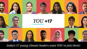 Youth Climate Leaders Join Hands with the UN in India to Celebrate India's Climate Action