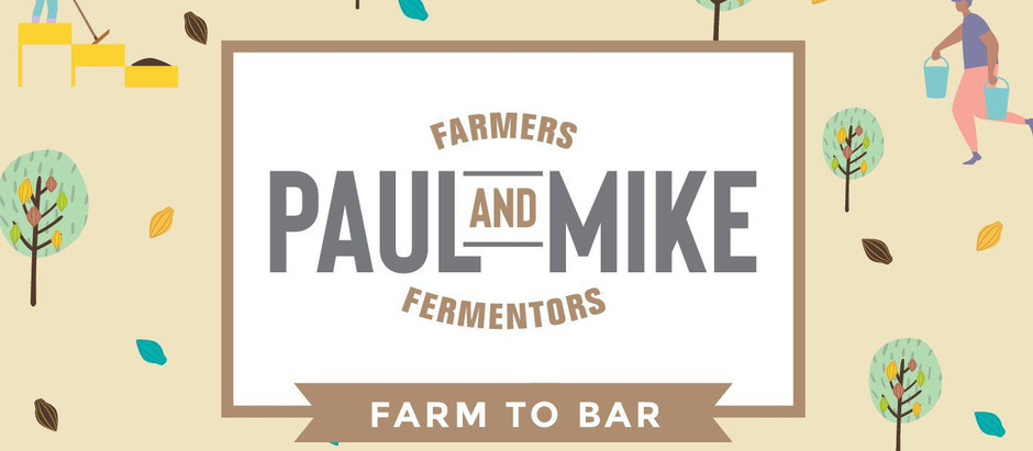 Paul & Mike, A New Brand of Fine Chocolate Gets a Contemporary Face-Lift
