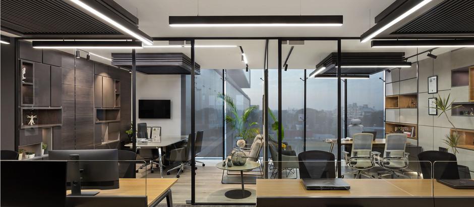 Designing a Contemporary Architecture and Design Studio