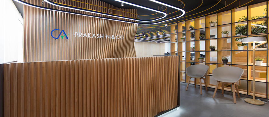 Simple Geometries Produce Complex Interactions in this Enticing Workplace