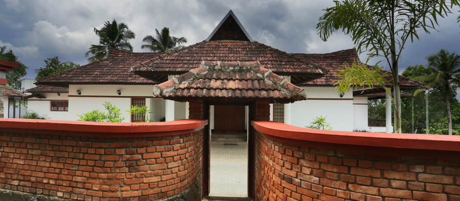 This House Flaunts Vernacular Style Architecture with Cutting Edge Illumination