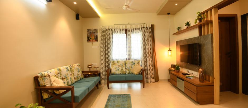 Pune: Designer Ila Pai Composes a Modern Style Home