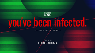 You've been Infected _ Poster Landscape