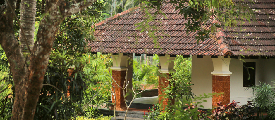 Kerala based, Uru Consulting, Retrofits this Old House into a Magnificent Ayurvedic Resort