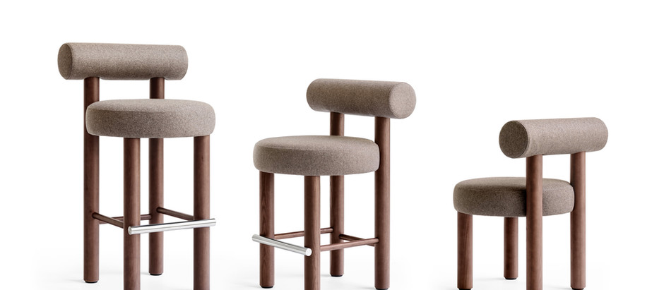 NOOM Presents the Extension of the Gropius Chairs Collection