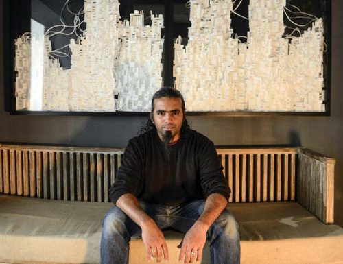 Meet the Artist: Sachin George Sebastian