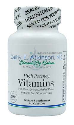 Vitamins (Comprehensive Formula)
