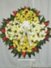 flores para velório