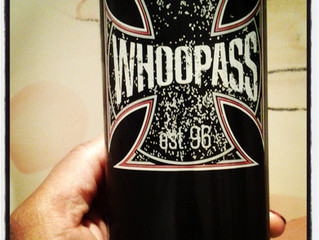 Prepping for the New Year with my can of WhoopAss!
