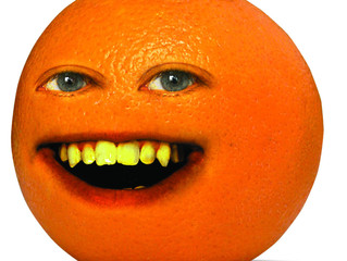 OMG!! Would you people stop letting Annoying Orange surprise you? Dang!