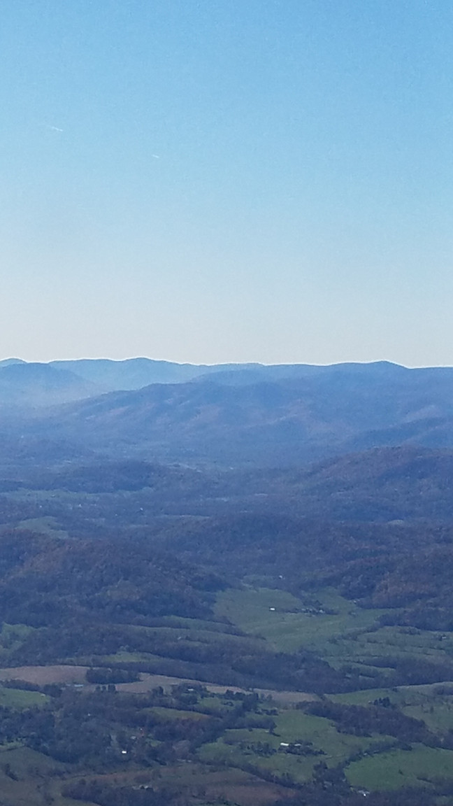Fall in Shenandoah - Get out and fly!