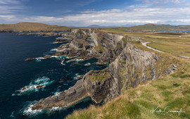 Kerry Cliffs, Portmagee, County Kerry