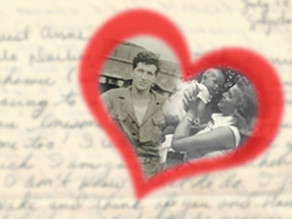 AN UNEXPECTED GIFT:  Tumultuous Love Letters from the Korean War