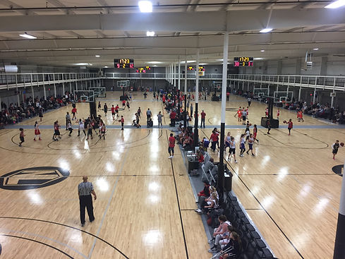 Hardwood | Youth Basketball Tournaments