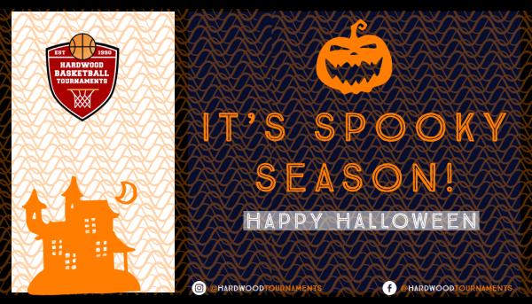 Happy Halloween from Hardwood!
