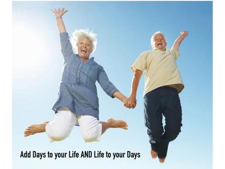 Live Longer & Live STRONGER