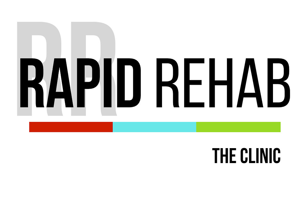 RAPID REHAB Logo