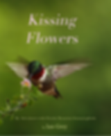 "Book ""Kissing Flowers"""