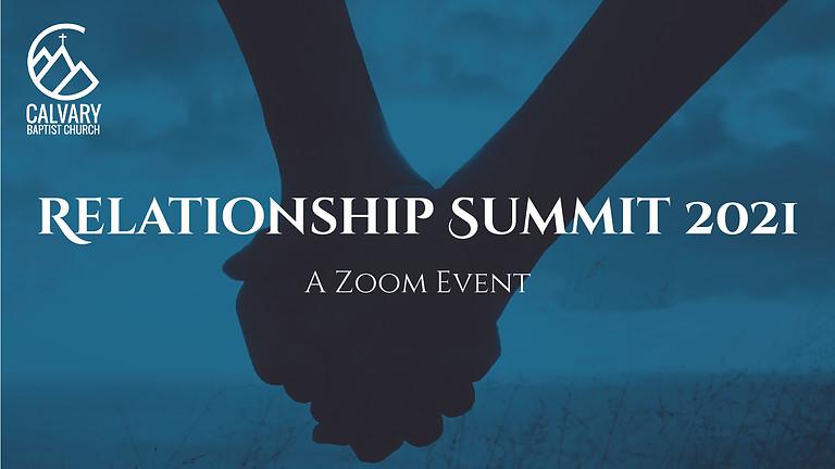 Relationship Summit 2021