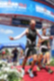 Ben Psaila - Finishing IRONMAN 70.3 World Championships Mont Tremblant