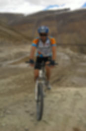 Ben Psaila - Mountain Bike - Manali to Leh, Kashmir, India