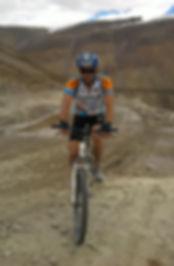 Ben Psaila - Mountain Bike - Manali to Leh, Kashmir, India