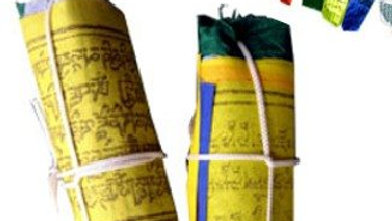 Tibetan Prayer Flags - 3 sizes