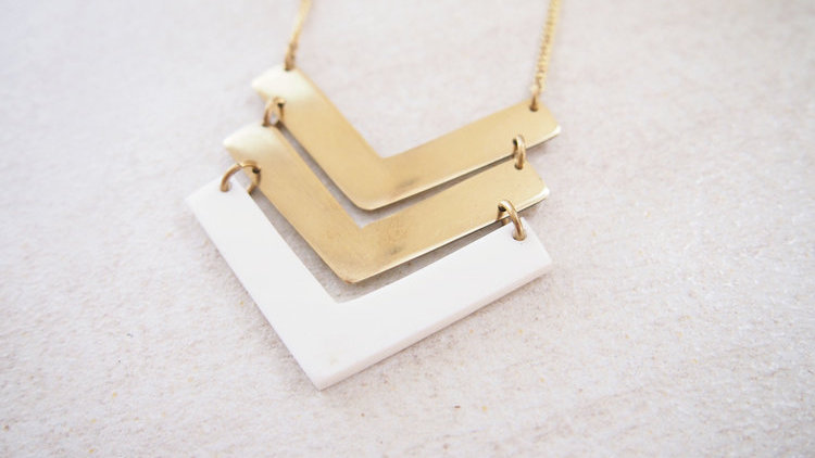 Urban Triad Necklace