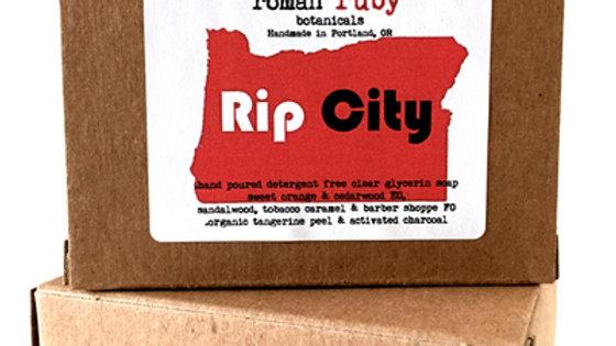 Rip City Natural Glycerin Soap
