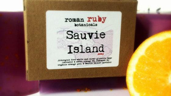 Sauvie Island Natural Glycerin Soap
